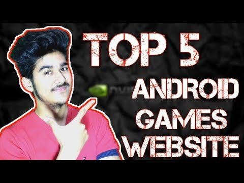 Top 5 Best Website For Download Android Games For Free | Must Watch 2018 (HINDI)