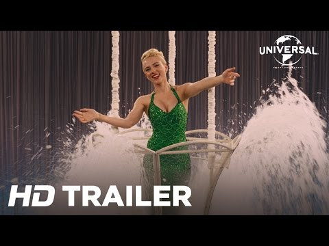 Hail, Caesar! Official Trailer #1 (2016) - Scarlett Johansson, Channing Tatum Movie HD clip