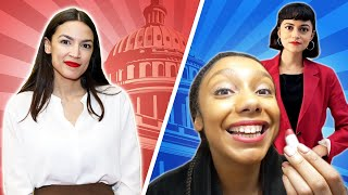 We Lived Like AOC For A Day