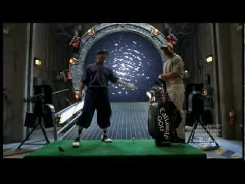 Syfy 20th Anniversary Special: Stargate and Sanctuary