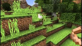 Minecraft-koyun-köpek-at-inek iple baglama nasıl yapılır