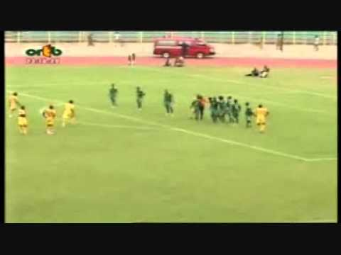 Benin vs Afrique du sud