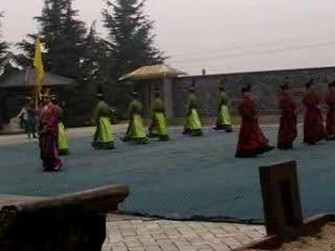 Mausolée de Qinshihuangdi