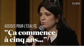 Egalité et parité au cinéma : l'implacable témoignage d'Agnès Jaoui