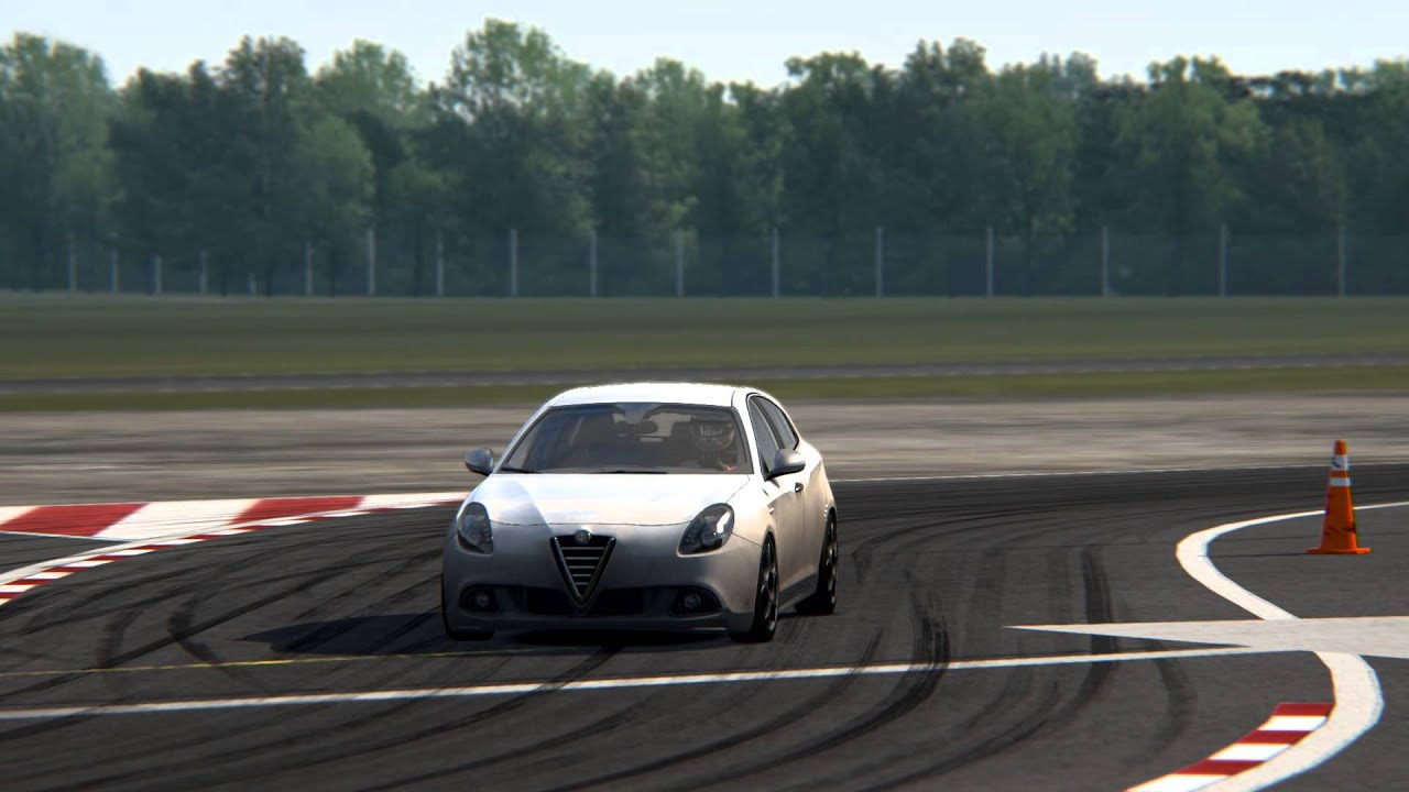 how to create track assetto corsa