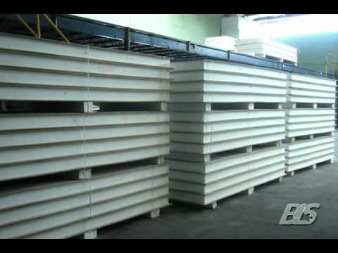 Sistema constructivo bls con paneles sip youtube for Sips panels canada