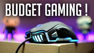 Cosmic Byte Supernova 10 Button Wired Gaming Mouse - Budget !