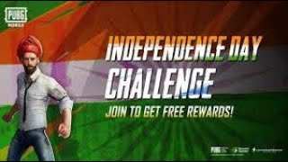 New Pubg Mobile VPN trick,Free Skins and outfits (india independence day)