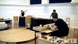 Yale Percussion Group Performs Mauricio Kagel