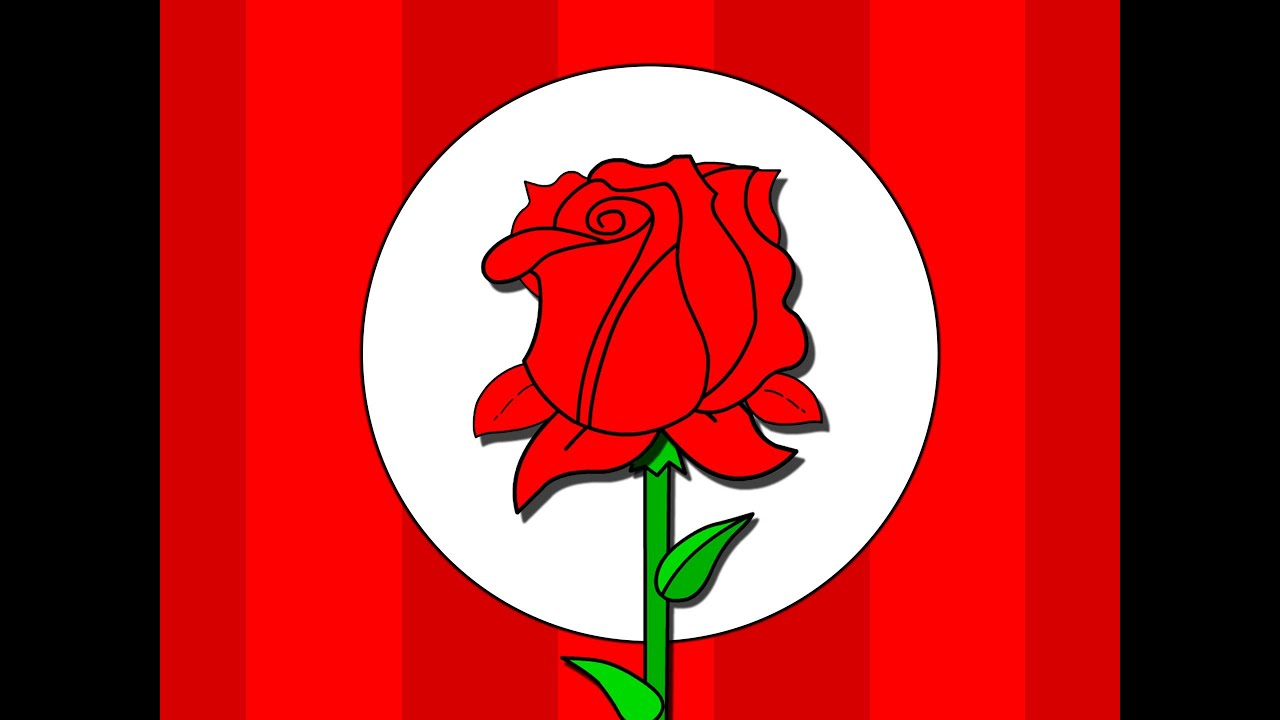 Red Flower\