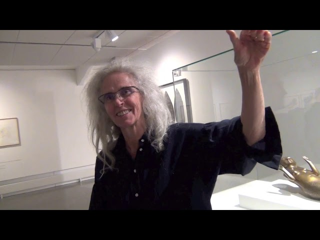 Kiki Smith au Centre de la Gravure de La Louvière