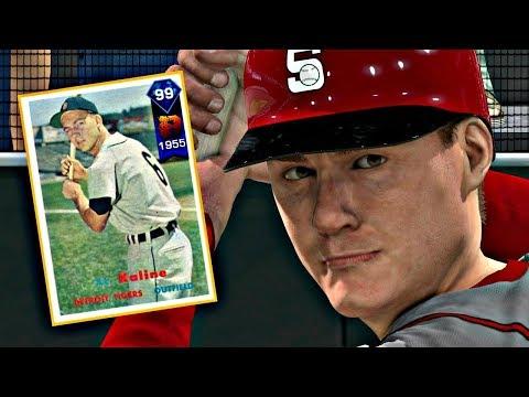 99 AL KALINE DEBUT!! MLB THE SHOW 17 DIAMOND DYNASTY