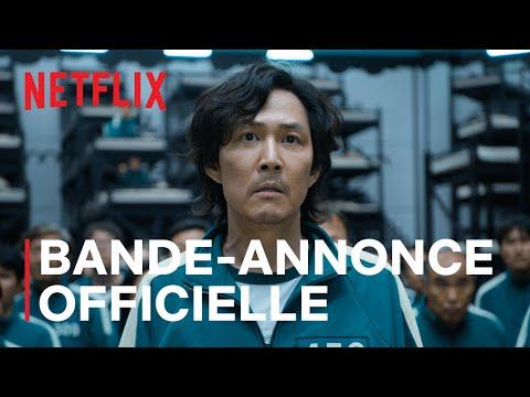 Squid Game | Bande-annonce officielle VF | Netflix France