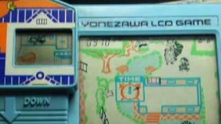さすがの猿飛の電子ゲームの動画。 ヨネザワ製品。 1983年製。 「Multib...