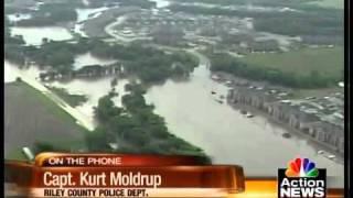 Flooding prompts Manhattan evacuations