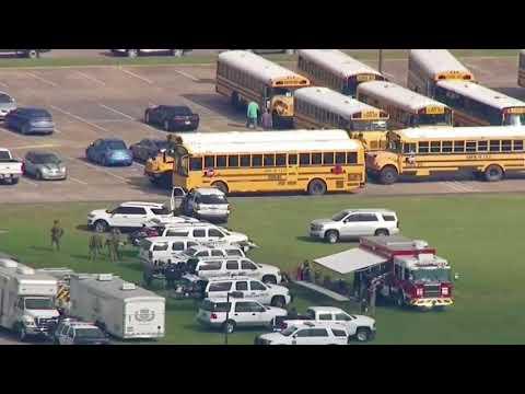 BREAKING: Shooter In Custody After Texas School Shooting