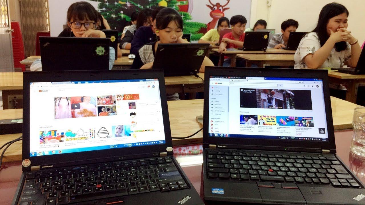 Hướng dẫn cách sử dụng Chuột chạm Touch pad và nút chuột Track Point laptop X220i Lenovo