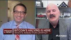 The halving is here: Will it boost bitcoin prices?