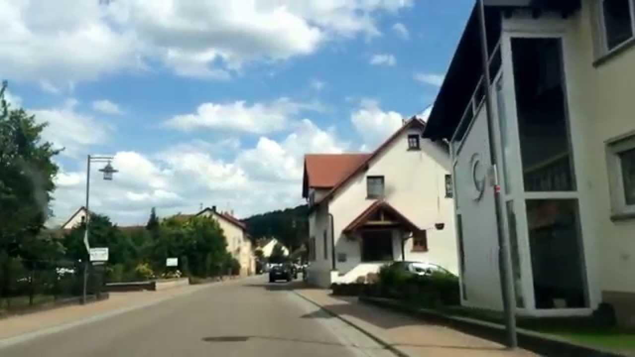 östringen Tiefenbach