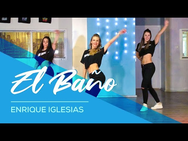 El Baño - Enrique Iglesias - Easy Fitness Dance Choreography - Coreografia - Baile - Zumba
