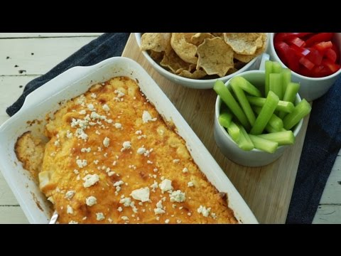 How To Make Chicken Wing Dip | Appetizer Recipes | Allrecipes.com