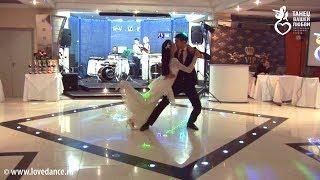 Лучший свадебный танец: кубинская румба!