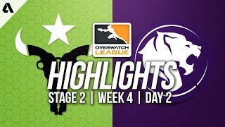 Download Video Houston Outlaws vs Los Angeles Gladiators | Overwatch League Highlights OWL Stage 2 Week 4 Day 2 MP3 3GP MP4
