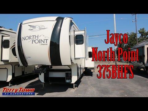 2017 Jayco North Point 5W 375BHFS Walkthrough