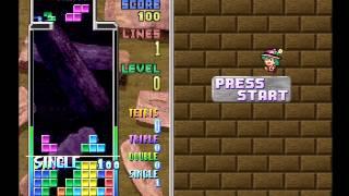 Tetris Plus - Singles are Everywhere - User video