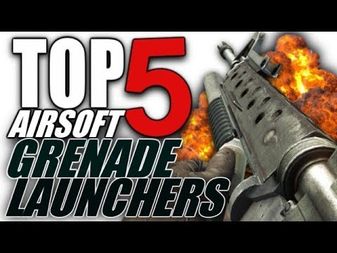 Top 5 Custom Airsoft Grenade Launcher Builds - Real & Homemade