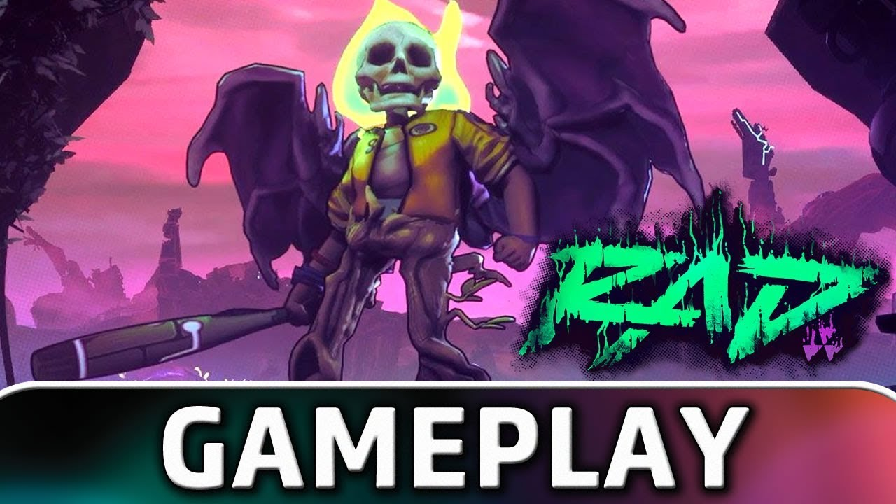 RAD | First 25 Minutes of Gameplay