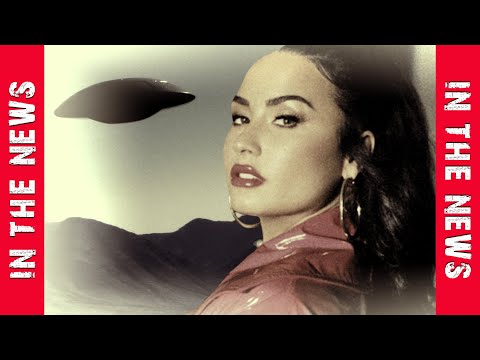 DEMI LOVATO UFO SIGHTING • In The News • What Exactly Happened?