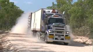 Real Outback Truckers head up the Last Frontier to Cape York Peninsula