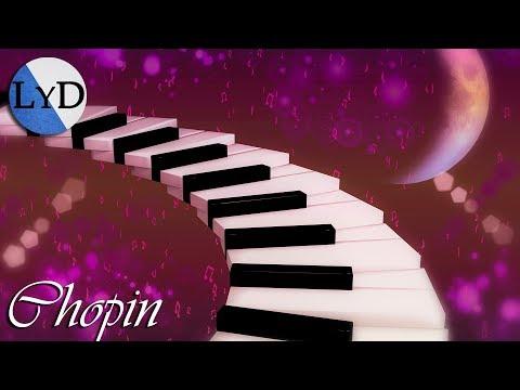 Chopin Música Clásica Relajante de Piano para Estudiar y Concentrarse, Trabajar, Leer, Relajarse