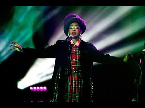 Lauryn Hill - Live in Glasgow 2018 - YouTube