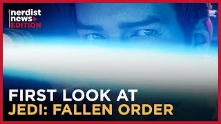 Star Wars Jedi: Fallen Order First Look (Nerdist News Edition)