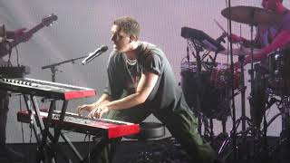 LANY - I Don't Wanna Love You Anymore live in Auckland (HD)