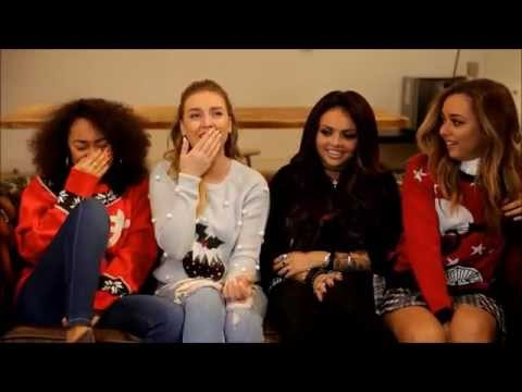 Little Mix Sing Christmas Carols (Part 2)