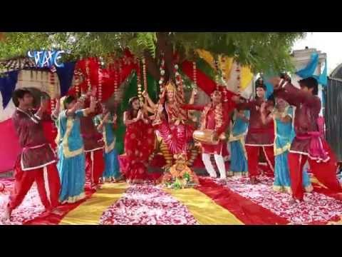 Kathiye Ke बनल बा | Pujanwa Hola Mai Ke | Pramod Premi Yadav | Bhojpuri Devi Geet 2015