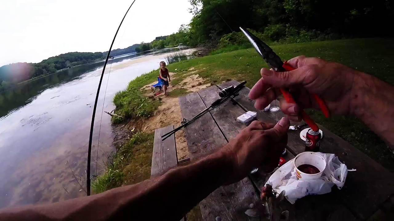 lake logan fishing