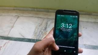 Unlock Moto G3 without password (fixed with a security update)