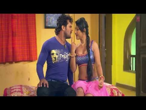 Romantic Scene From Movie - Janeman    Khesari Lal Yadav  