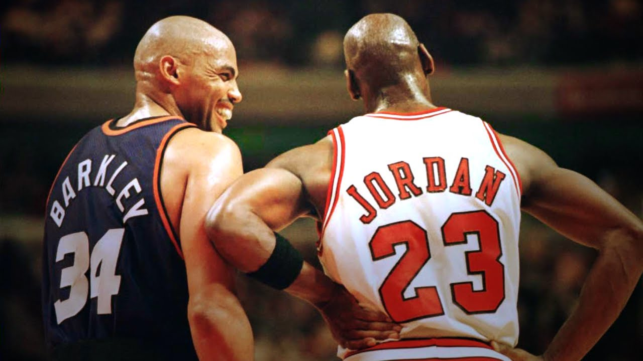 Charles Barkley says Michael Jordan was first better player he faced ...