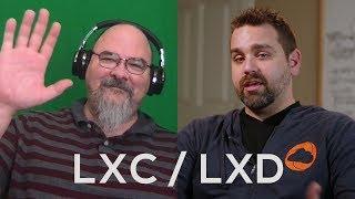 LXC/LXD Deep Dive