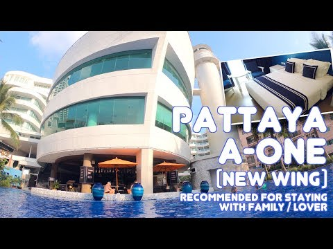 Resort hotels in Pattaya happy family and lover! A-ONE NEW WING HOTEL (PATTAYA BEACHROAD SOI3)