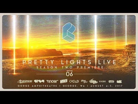Pretty Lights Live @ Gorge Amphitheatre - George, WA - 08/05/17