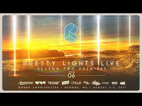 Pretty Lights Live @ Gorge Amphitheatre - George, WA - 08/05/17