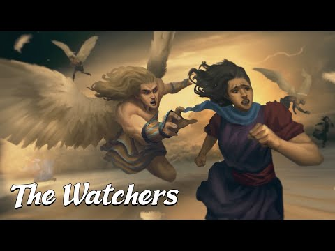 The Watchers: How The Evil Angels Corrupted Mankind (Book of Enoch Explained) [Chapters 6-8]