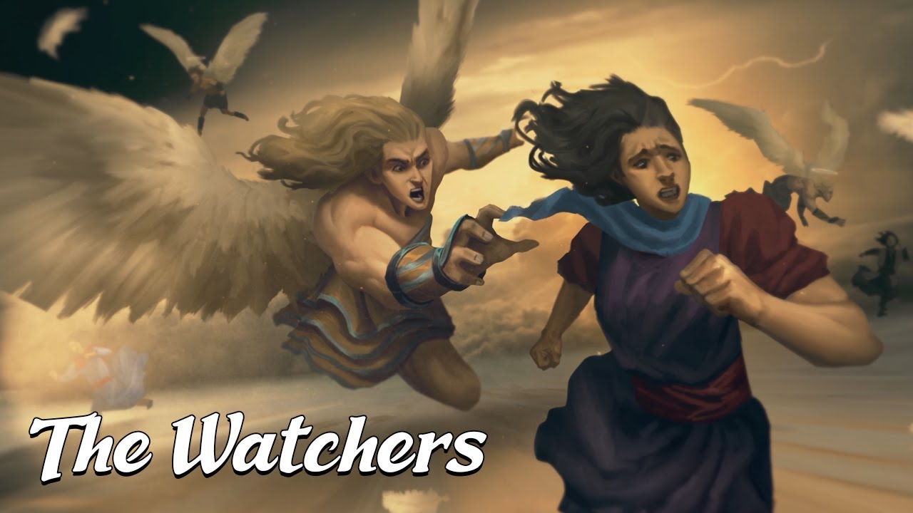 Download The Watchers: How The Evil Angels Corrupted Mankind (Book of Enoch Explained) [Chapters 6-8]