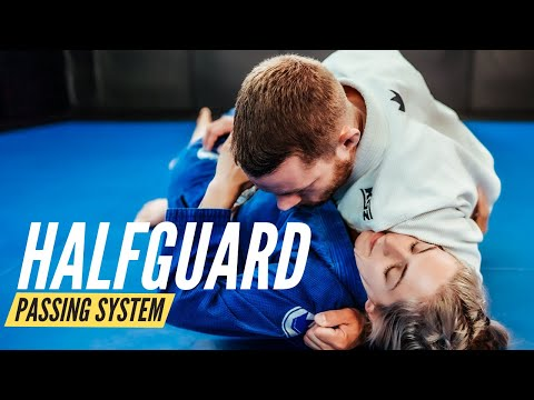 Easy & Complete Half Guard Passing System | BJJ Fundamentals